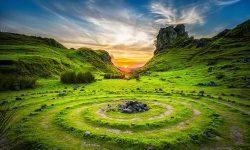 celtic land