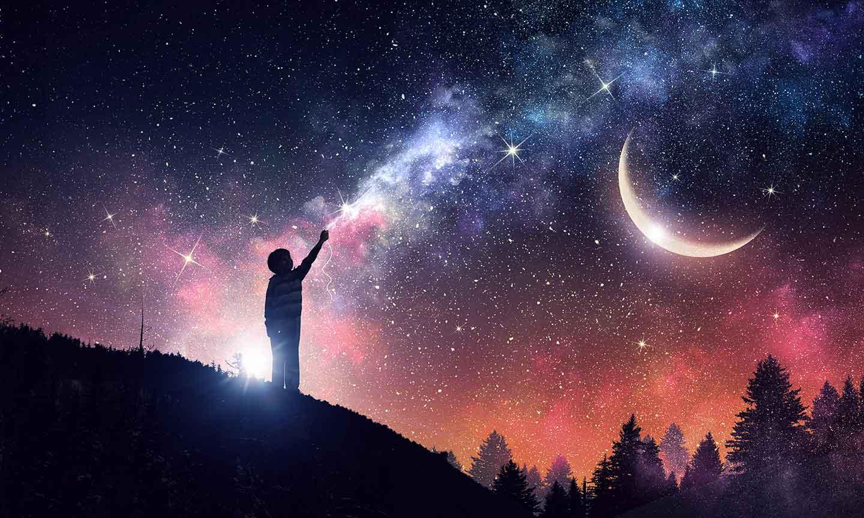 enfant univers